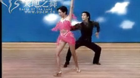跟名师学舞蹈之恰恰15(花样花步音乐)