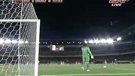 【直播吧论坛】20081221 世俱杯决赛 基多体育VS曼联 上半场 ESPN 英语