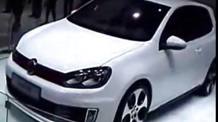 大众Golf GTI Ⅵ亮相