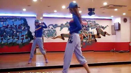【丸子控】TAEGOON - Call Me 舞蹈教学2(镜面分解)