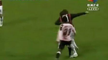 【直播吧论坛】20081201 意甲第14轮 巴勒莫VsAC米兰 上半场 欧洲足球 周亮、申思