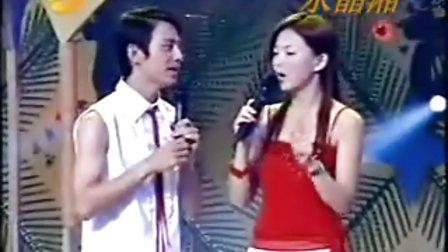快乐大本营5周年A 李湘、何炅