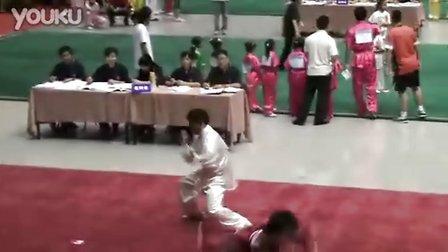 第六届国际浙江传统武术大赛比赛项目:孙氏绵拳套路之片段