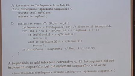 加州大学伯克利DATA STRUCTURES数据结构Lecture 12