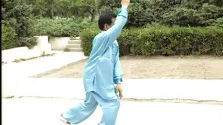 王培生先生传吴式太极拳三十七式