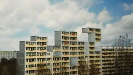 有创意!俄罗斯方块盖楼?