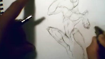 人体结构精细绘画技法HumanMaster11