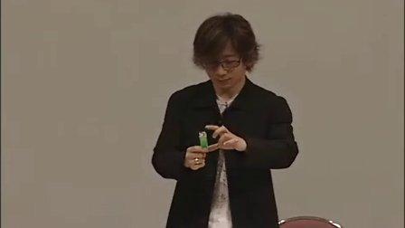 刘谦_日本讲座_舞台魔术