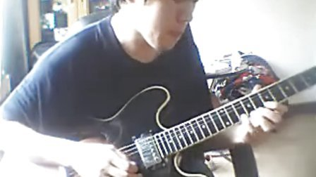 秋叶 爵士吉他 AUTUMN LEAVES