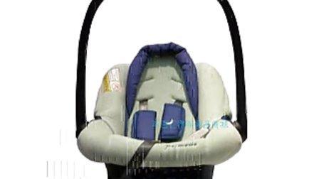 汽车儿童安全座椅 欧洲强制安装的儿童保护措施2