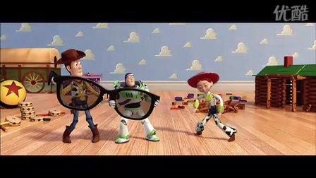 电影《玩具总动员1、2》(3版)预告片