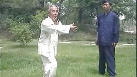 吴式太极.王培生太极推手