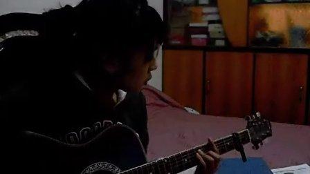 张赫吉他弹唱 我们的爱情 原创