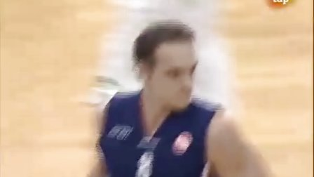 2009.12.18 欧洲篮球冠军联赛 土耳其艾菲斯佩森VS西班牙马拉加