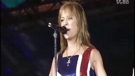 滨崎步 stadium tour 2002演唱会
