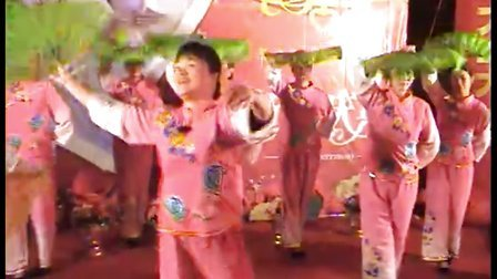婚庆采茶灯(东肖菜园文艺队)