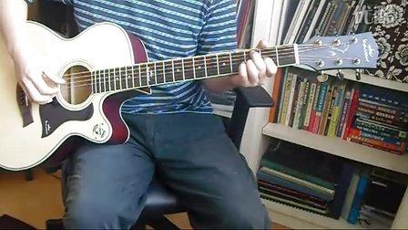 玩易吉他弹唱教学 陶喆 Katrina 讲解