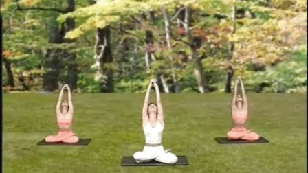 瑜伽基本姿势3