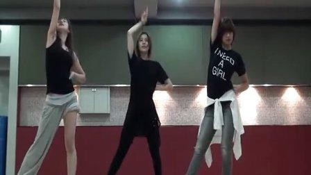 【丸子控】miss A - Bad Girl Good Girl 舞蹈教学7