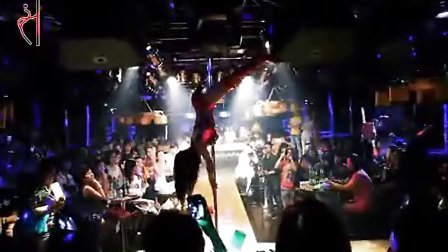 上海钢管舞酒吧领舞美女视频◆袁老师