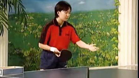 《乒乓球直拍学习》06 直拍反手发急球