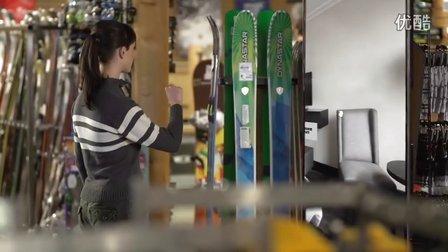 Kinect for Windows Ski Shop Scenario Video.1080p