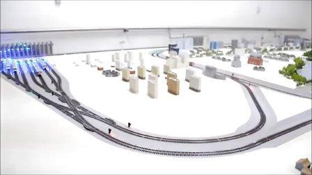 北京地铁2号线模拟调度系统