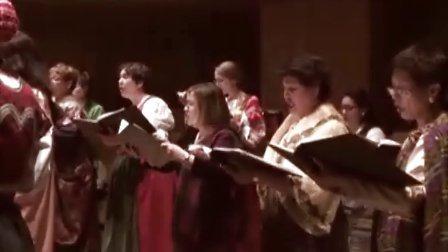 联合国合唱团:Carol of the Drum(鼓之颂歌)