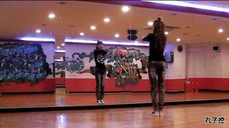 【丸子控】少女时代 - Hoot 舞蹈教学10 (镜面分解)