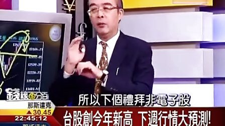 钱线百分百2013-10-18中国向美炫耀漂亮GDP?中美经济战越打越热?