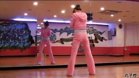【丸子控】Secret - Shy Boy 舞蹈教学3 (镜面分解)