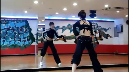 李孝利-Chitty Chitty Bang Bang 金宝英老师舞蹈教学视频(镜面分解)