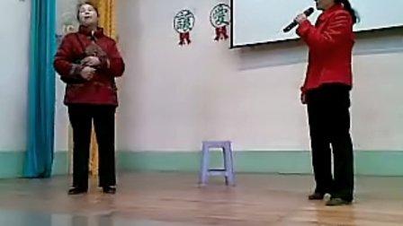 莆田市黄石教会2010年春节赞美会.小品《我要