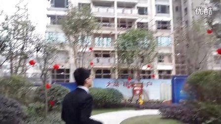 恒大帝景中庭绿化
