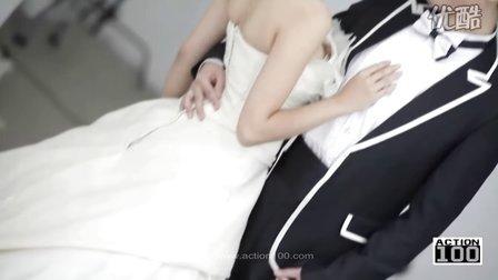 【ACTION100 婚纱照花絮mv】