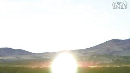 震憾!看得见的爆炸能量