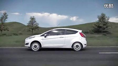 福特开发轮毂电机驱动技术