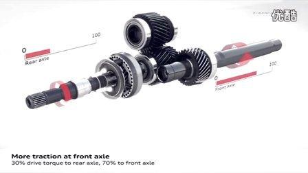 雷厉风行者2014 Audi RS 7四驱 全性能展示
