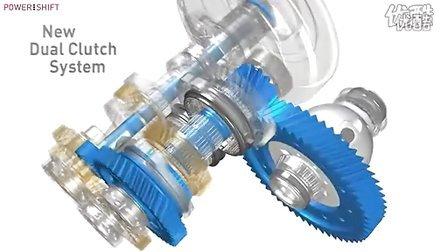 PowerShift福特双离合变速器作原理