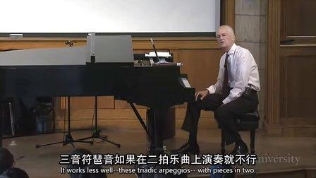 耶鲁开放课:聆听音乐 07 和声:和弦及如何产生它们 (中英字幕)