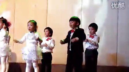 班比幼儿园舞蹈