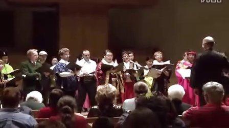 联合国合唱团:Pasko na Naman(圣诞来临)