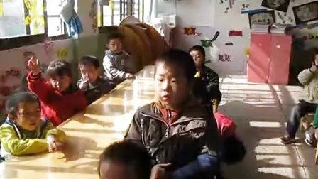 宝应第二实验幼儿园中班宝宝活动:我的好朋友