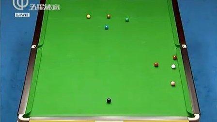 丁俊晖VS亨德利直播视频 www.5xzhi*o.net 全程直播 3月31日中国赛 前两局