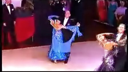 2009黑池摩登舞大赛