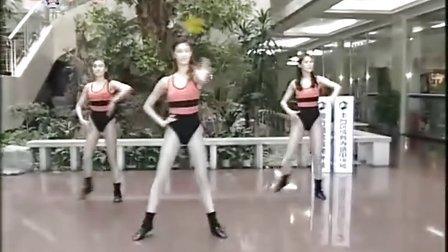 张溪舍宾健美操06