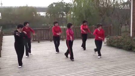 华夏公园练舞03