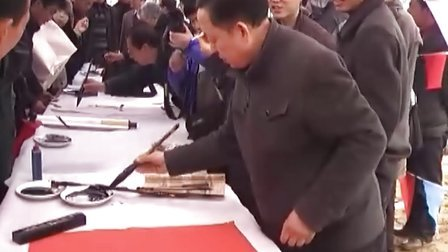2011年武汉市新洲区第九届旧街花朝文化旅游节诗联书画摄影系列活动