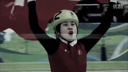 新朗逸助力中国短道速滑队视频