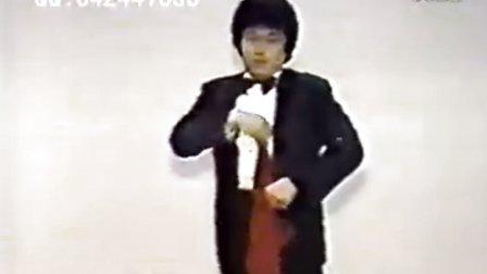 编号GY6 出伞舞台教学---日本黑沼著魔术教学